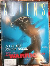 ORIGINAL 1/9 SCALE MODEL KIT KAIYODO series #1 1986 creature WARRIOR ALIENS
