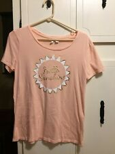 Womens Cato Graphic Tee Shirt-M
