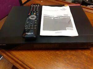 Humax Foxsat HDR/500 (500GB) Digital TV Recorder - Freesat+