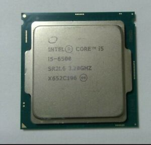 Intel i5 6500 3.20GHz Quad-Core LGA 1151 CPU SR2L6 Fully Tested