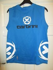 BOY'S CARBRINI TOP, SIZE M VEST TOP SUMMER HOLIDAY CASUAL