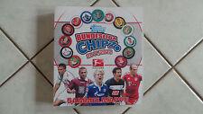 Topps Bundesliga Chipz Sammelmappe 2011/2012 mit 230 verschiedenen Chipz