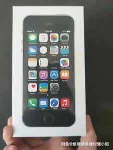 100% Original Apple iPhone 5s 32GB Grey Silver Gold (Unlocked) A1533 Smartphone