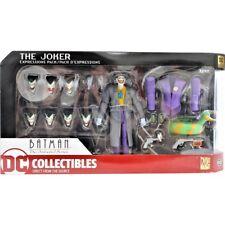 DC Comics Sep170451 Batman Animated Joker Expressions Pack Action Figure