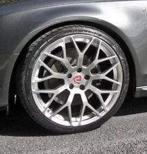 "20 ""Audi A4 S4 Rs4, ruedas de aleación-raywell Diseño J.r.r. - Hyper Silver 5x112"