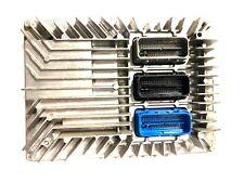 2017 CADDILAC XTS ENGINE COMPUTER CONTROL MODULE ECM BRAIN BOX 12666070