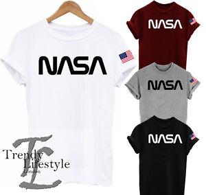 NASA ASTRONAUT USA FLAG PRINT NEW  AMERICAN FLAG  MENS  KIDS   UNISEX T-SHIRT