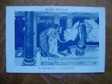 Chromos Decoupis CHOCOLAT VINAY Italie Bargellini la preferee