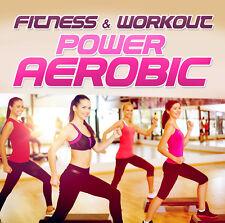 CD Gimnasio & Workout: Potencia Aeróbica de Varios Artistas