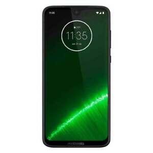 Motorola Moto G7 Plus - 64GB - Black (Unlocked)