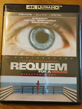 Requiem For A Dream 4k and Blu Ray