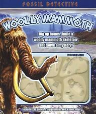 Fossil Detective: Woolly Mammoth