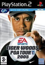 Tiger Woods PGA Tour 2005 (PS2) VideoGames