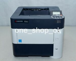 Kyocera FS-4100DN Mono Duplex Laser Printer 45 PPM 37k Page Counted