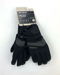 Giro Proof Winter Cycling Gloves Size Small New