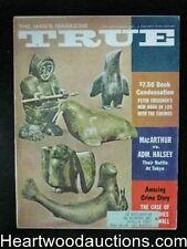 True. Sep 1961 George Gross, Alex Ross, Escape from Alcatraz