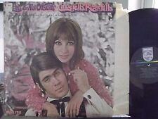 ESTHER & ALI OFARIM CINDERELLA ROCKEFELLA FREE JUST LIKE THE WIND LP ON PHILIPS