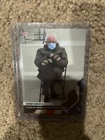 Bernie Sanders 2020 Topps Now USA Election #21 Inauguration Mittens Meme IN HAND