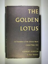 The Golden Lotus Volumes 2, 3, 4 - Clement Egerton
