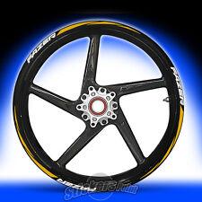 Adesivi moto YAMAHA FAZER new RACING 5 stickers cerchi ruote wheels  mod.2