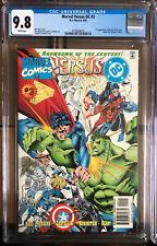 DC vs MARVEL #3 CGC 9.8 Wolverine Batman Thor 1st Darkclaw, spider-boy, Amazon