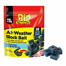 The Big Cheese All-Weather Block Bait² - 30 x 10g