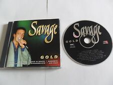 SAVAGE - Gold (CD) POLAND Pressing