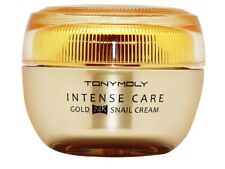 [Tonymoly] Intense Care Gold 24K Snail Cream 45ml ship from KOREA