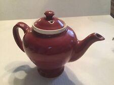 Vintage Purple McCormick Tea Pot Baltimore Hull