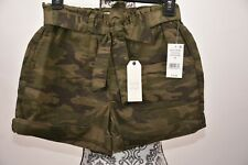 Sanctuary Women's Daydreamer  Camouflage Shorts Size: X-Small