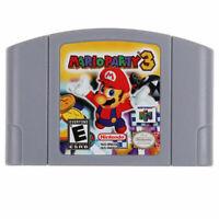Mario Party 3 Nintendo 64 US Seller