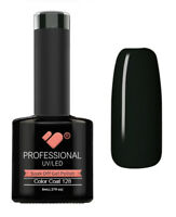 128 VB™ Line Overtly Onyx Super Black - UV/LED soak off gel nail polish