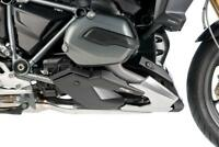 Bugspoiler Puig BMW R1200 R/RS matt schwarz Motor Spoiler