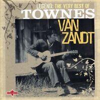 Townes Van Zandt - Legend: The Very Best Of [CD]
