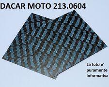 213.0604 CONJUNTO LOSAS DE FIBRA DE CARBONO MM.110X100 SP. 0,28 POLINI