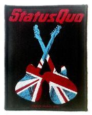 Status Quo - Guitars Patch 8cm x 10cm