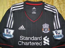 "Suarez 7 Liverpool 2011 - 2012 away shirt size ""L"" mint condition jersey"