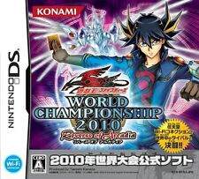 USED Yu-Gi-Oh! 5D's World Championship 2010: Reverse of Arcadia Japan DS