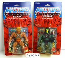MOTU, Commemorative He-Man & Skeletor, MISB, MOC, box, sealed, carded, figure