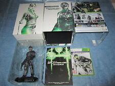 SPLINTER CELL BLACKLIST Collector's Freedom Edition XboX 360 con Statua Boxed