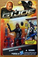 G.I. Joe Retaliation 2011 ZARTAN - Switch Heads to Disguise Zartan - MOC
