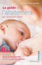 Le Guide de L'allaitement Book 9782035896063 Larousse Poche