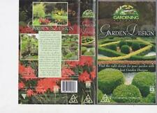 Gardening Documentary VHS Movies