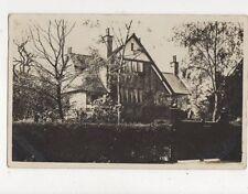 Social History Hazelwood Birmingham 1914 RP Postcard 487a