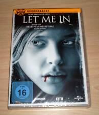 DVD Let Me In - Vampire - 2010 - Matt Reeves - Chloë Grace Moretz - Neu OVP