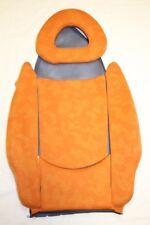 SMART FORTWO 450 Coprisedile rifiutare imbottitura sedile Passion Arancione Blu #60
