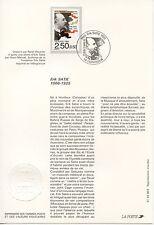 FDC / PREMIER JOUR / ERIK SATIE / HONFLEUR 1992