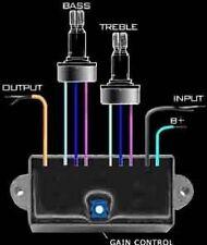 Artec MT2 multi usage 2 band equalizer