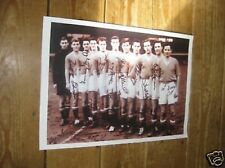 Man Utd Busby Babes 1958 Munich Team  POSTER Copy Autos