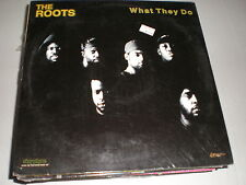The Roots LP What They Do PROMO